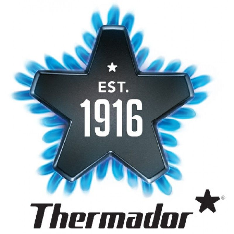 Thermador Logo - Thermador PRD606REG 60 Inch Dual Fuel Range With 6 Sealed Star Burners