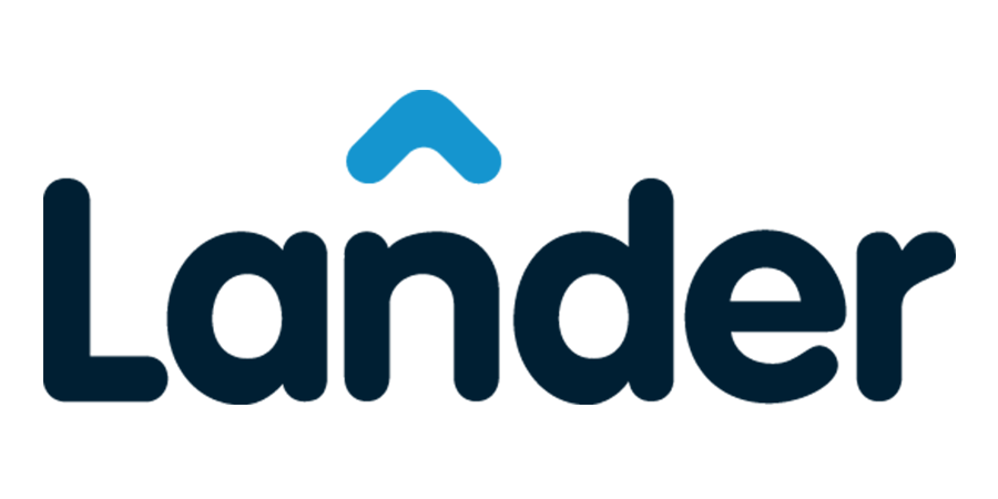 Lander Logo - LogoDix