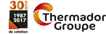 Thermador Logo - Thermador Groupe - Accueil