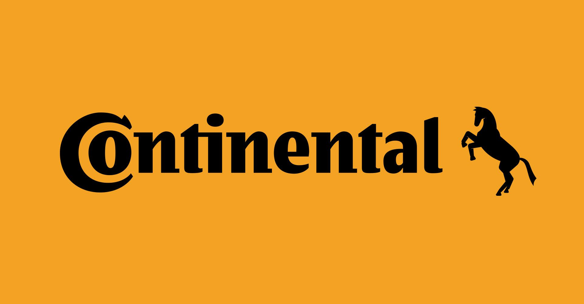 Continental Logo - Philippe Intraligi - Creative Director - Continental - Logo Design