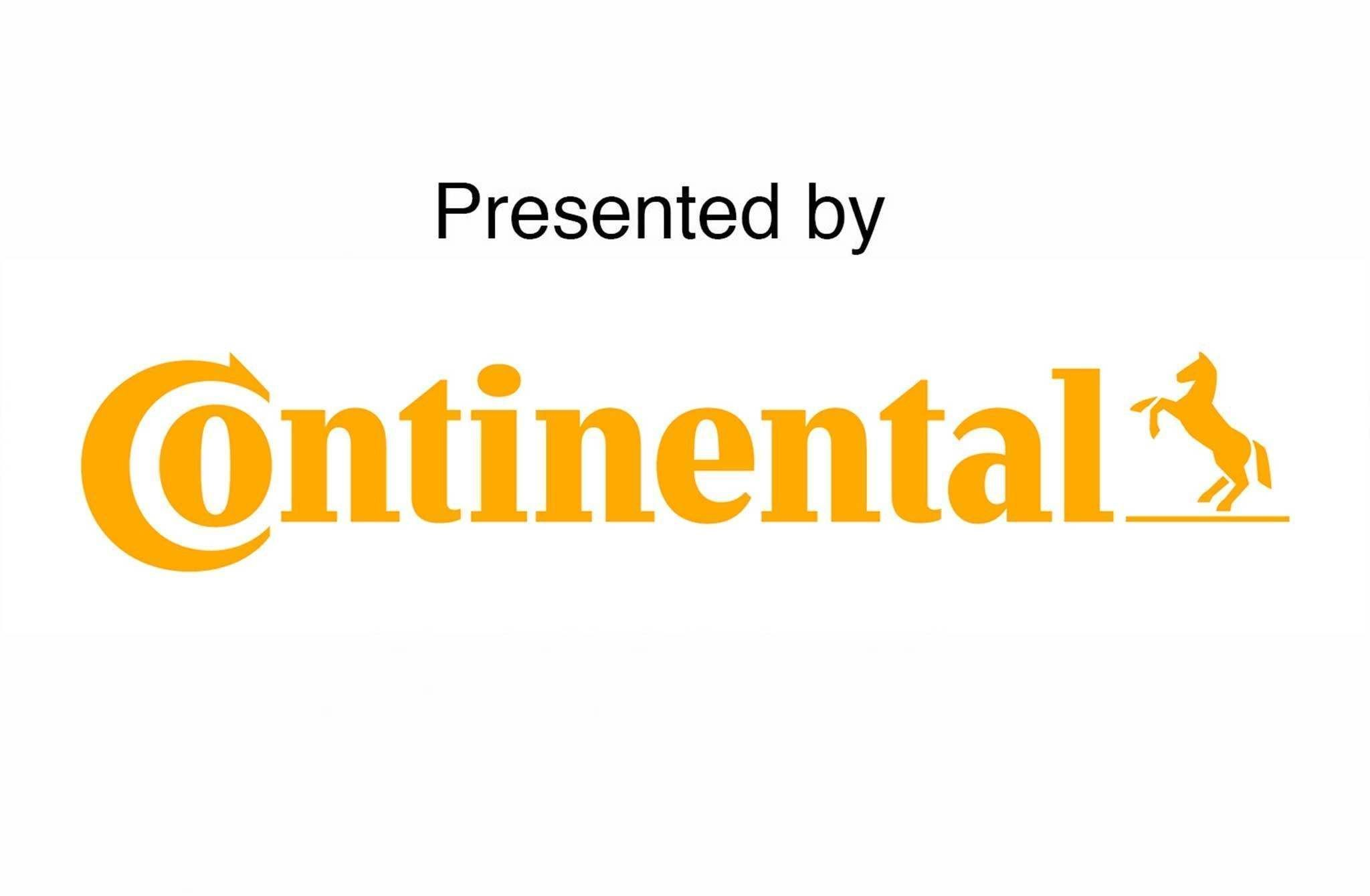 Continental Logo - 2016 Continental Tire 86 Showdown Registration Open – SUBMIT NOW!