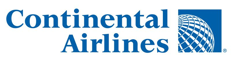 Continental Logo - Continental airlines jetstream Logos