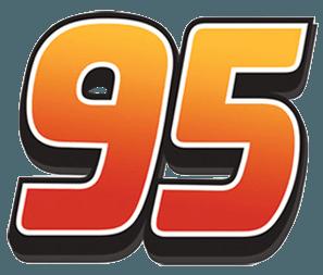 Lightning Mcqueen 95 Logo Logodix