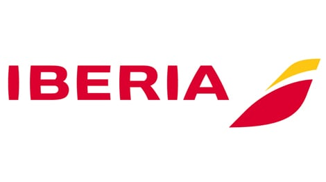 Iberia Logo - Iberia Launch New Brand Logo & Livery | TheDesignAir