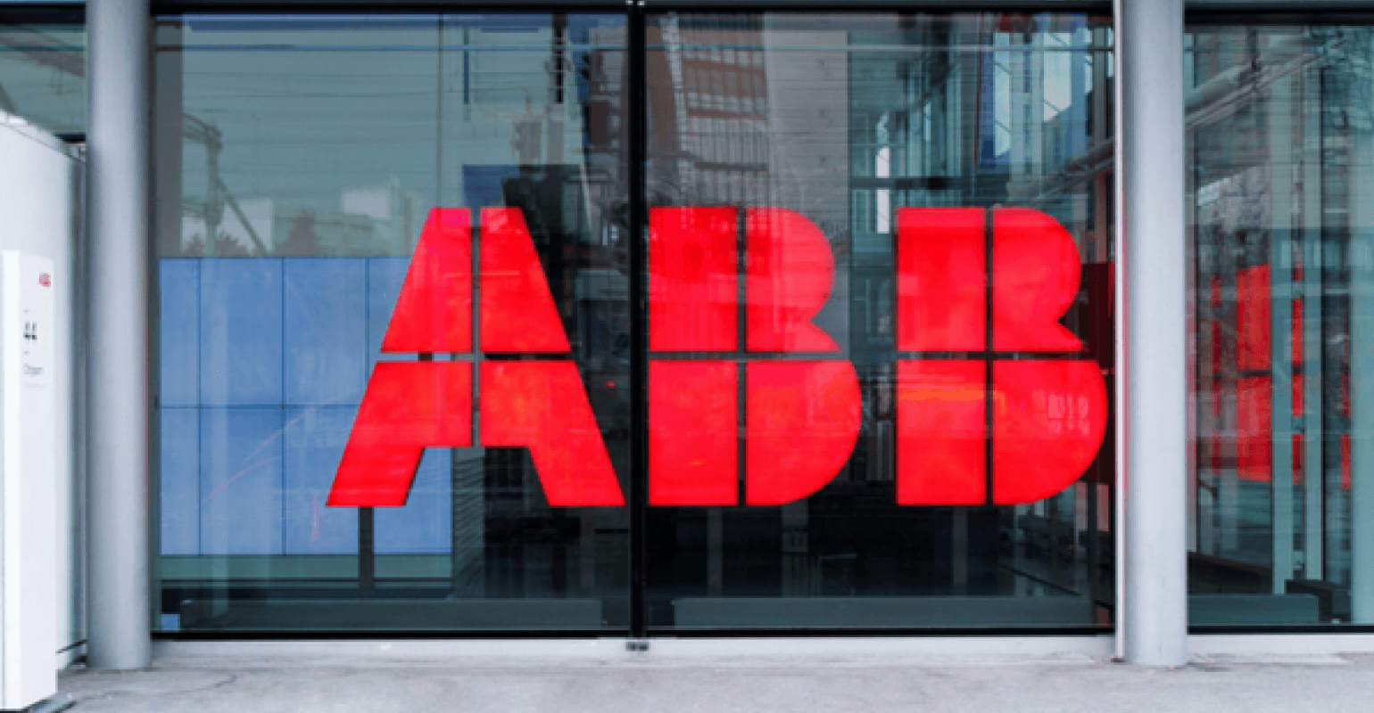 ABB Logo - ABB Enjoys First Order Growth Since 2015, Wary of Calling it a ...