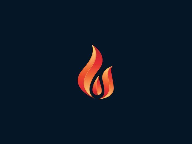 Cool Fire Logo Logodix
