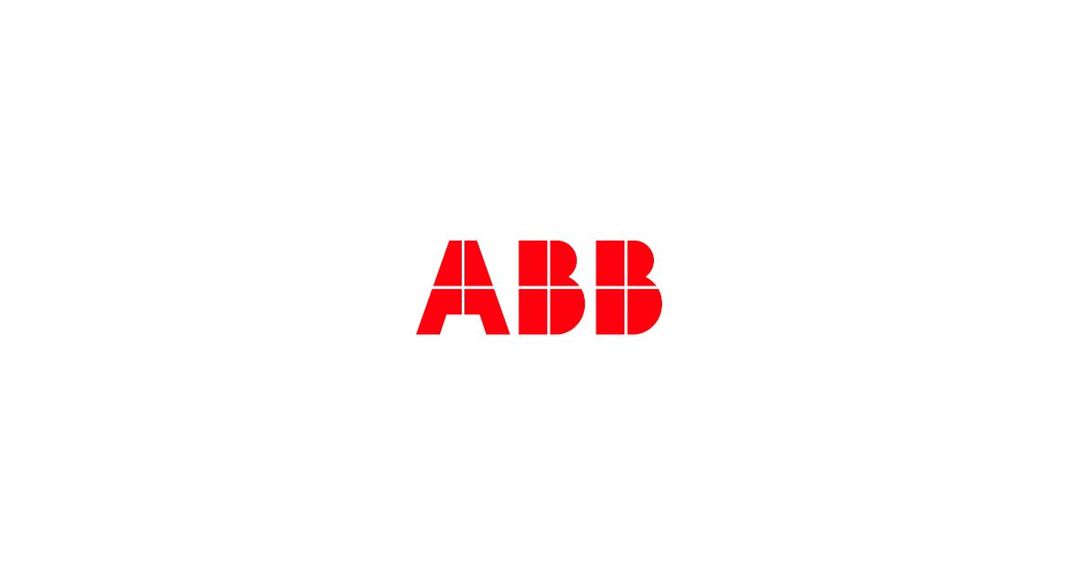 ABB Logo - ABB: Shaping a leader focused in digital industries | Business Wire