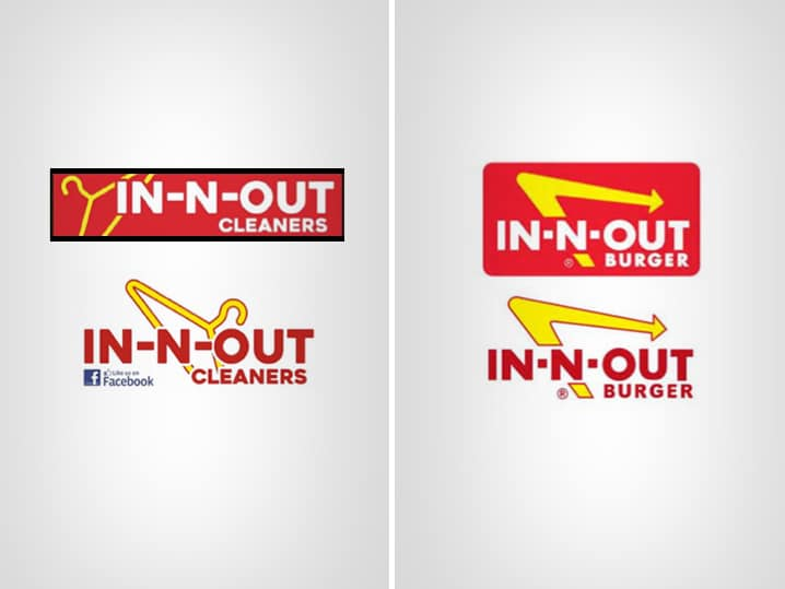 In-N-Out Burger Logo - In-N-Out Burger Won't Get Taken to the Cleaners Over Famous Logo ...