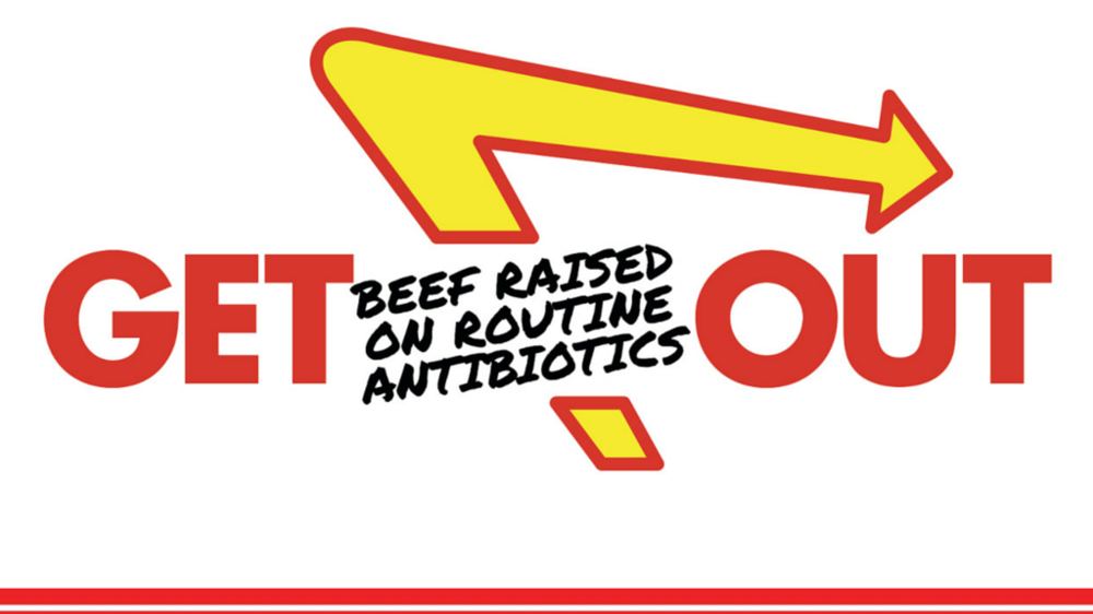 In-N-Out Burger Logo - Center for Food Safety | Media |