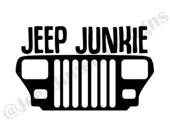Yj Jeep Grill Logo Logodix