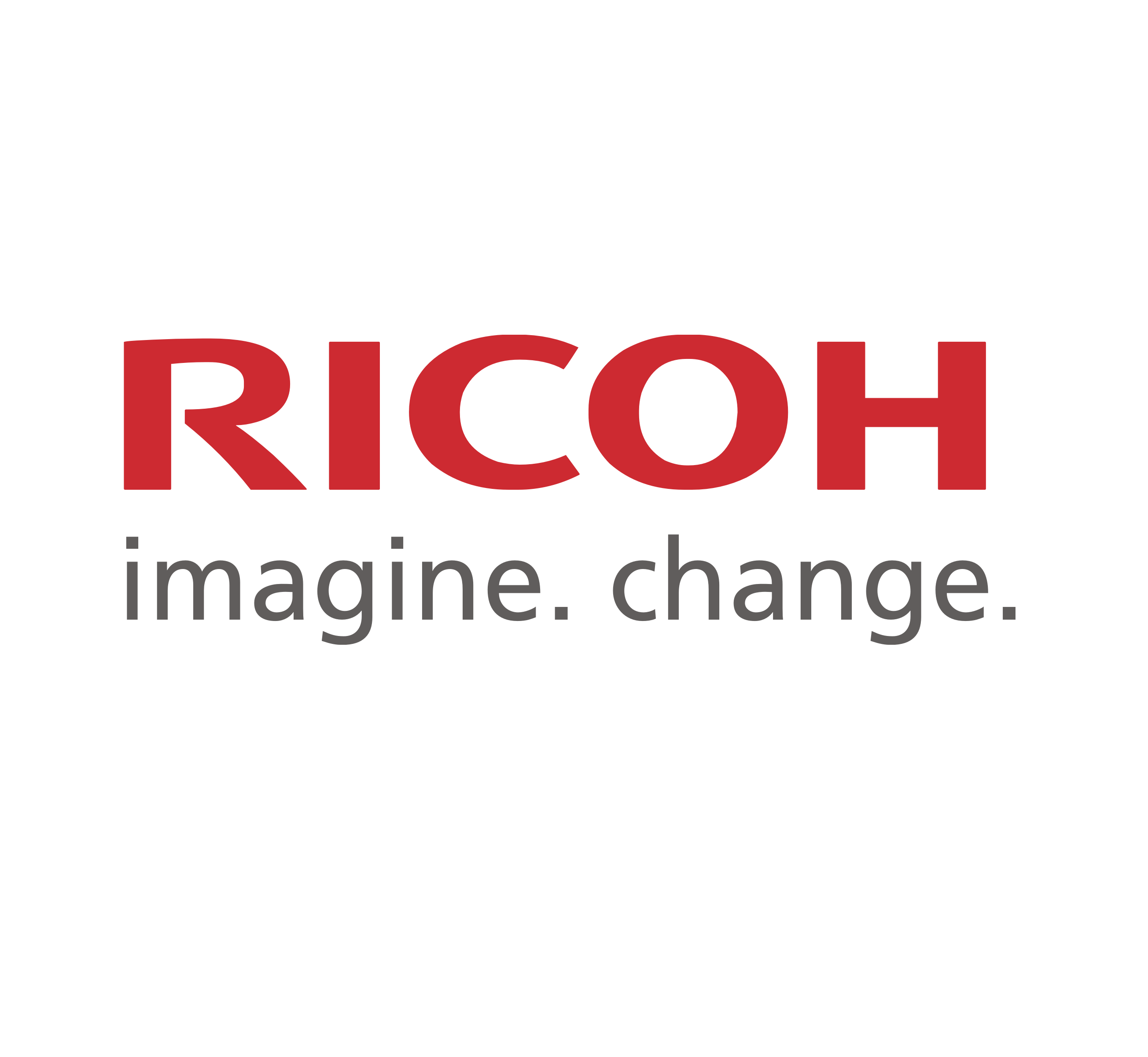 Ricoh Logo - RICOH' logo | Products | 3D Printing, Prints ve Marketing communications