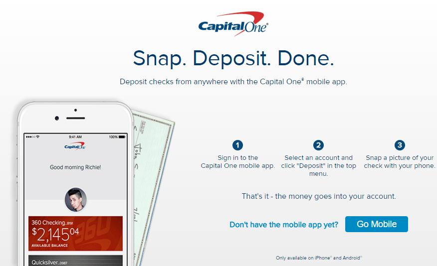 Capital One Mobile App Logo - LogoDix