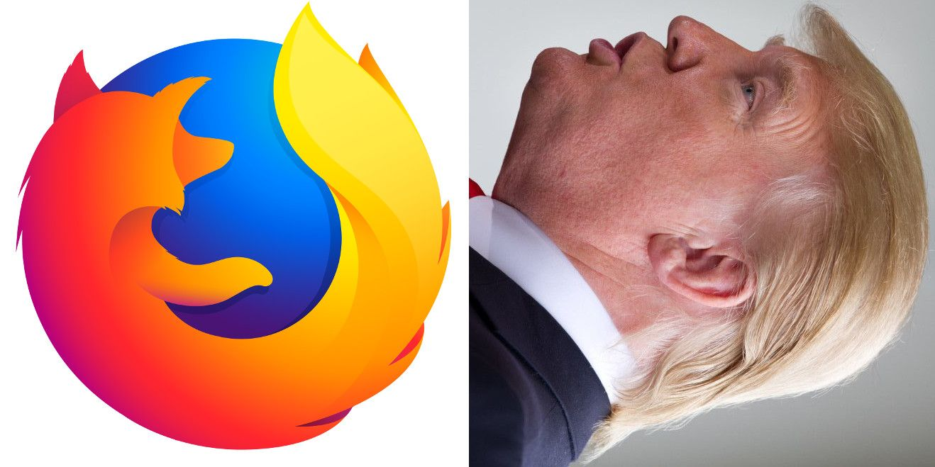 Firefox Logo - Why the new Firefox logo looks wrong, yet oddly familiar » MrEricSir.com