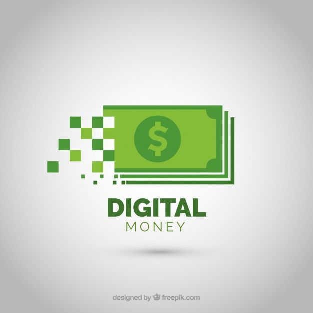 Green Money Logo Logodix