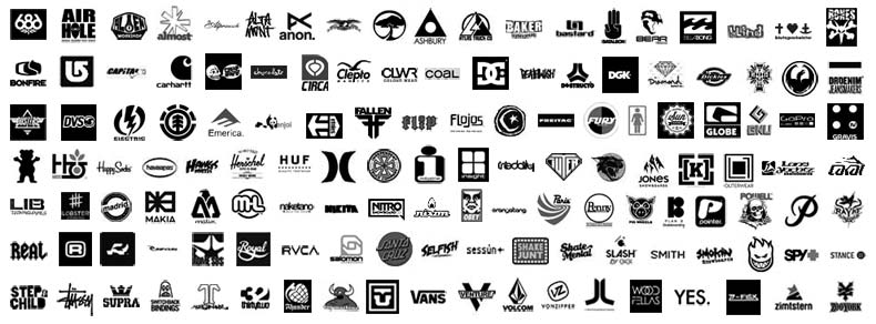 Skateboard Clothing Brands Logo - Brands - Fakie Shop Merano and Silandro - Snowboard, Skate, Shoes ...