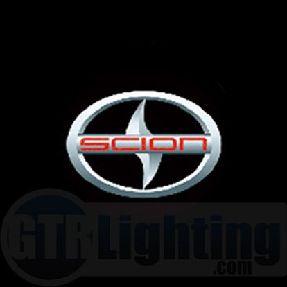 Scion Logo - GTR Lighting LED Logo Projectors,Scion Logo, #18