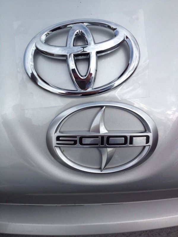 Scion Logo - DIY - Scion FR-S
