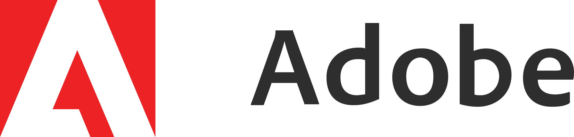 Adobe Logo - File:Adobe Systems logo and wordmark (2017).svg - Wikimedia Commons