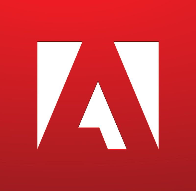 Adobe Logo - Adobe logo – Graphic Design Fall '16