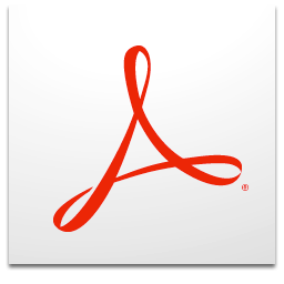 Adobe Logo - geometry - Is Adobe Acrobat's icon a special function? - Mathematics ...