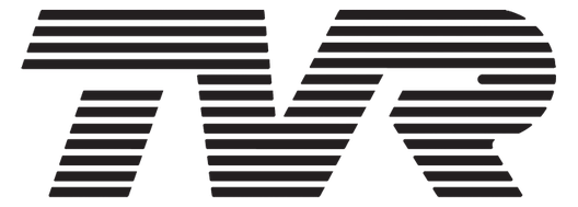 TVR Logo - TVR