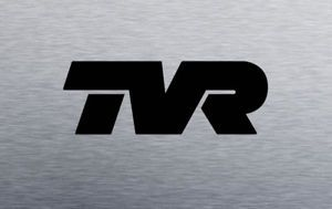 TVR Logo - TVR logo vinyl decal - sized as per original badge - alternative ...