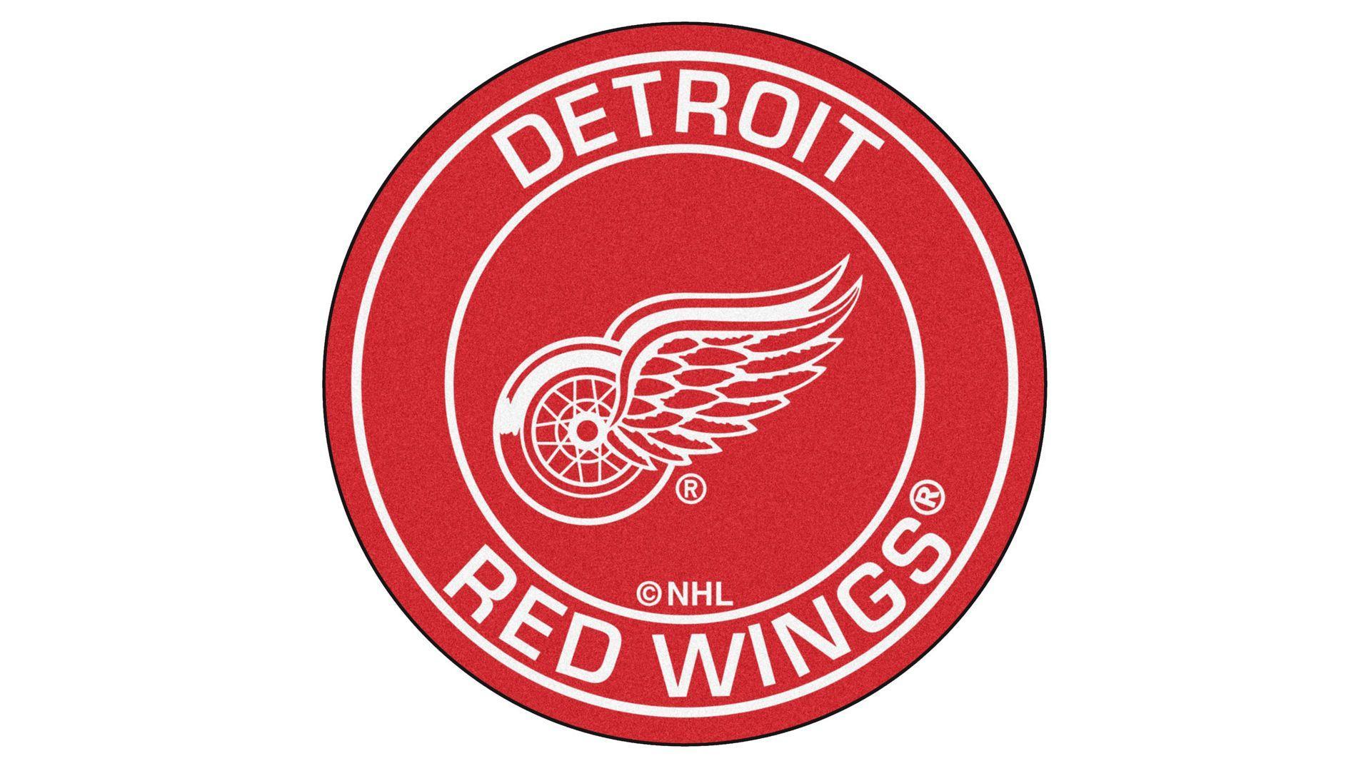 New Detroit Red Wings Logo Logodix