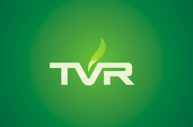 TVR Logo - Logo Design Sample | TV Channel logo | TVR Poland logo design ...
