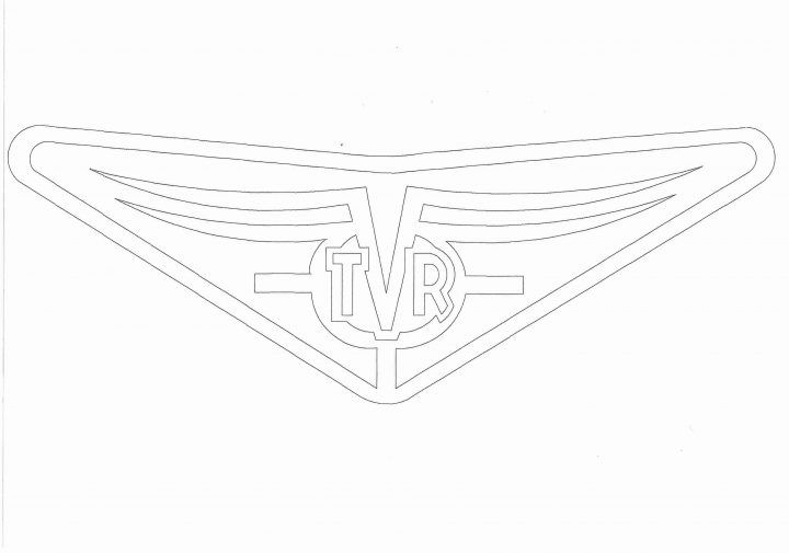 TVR Logo - Vintage TVR logo - Page 1 - Classics - PistonHeads