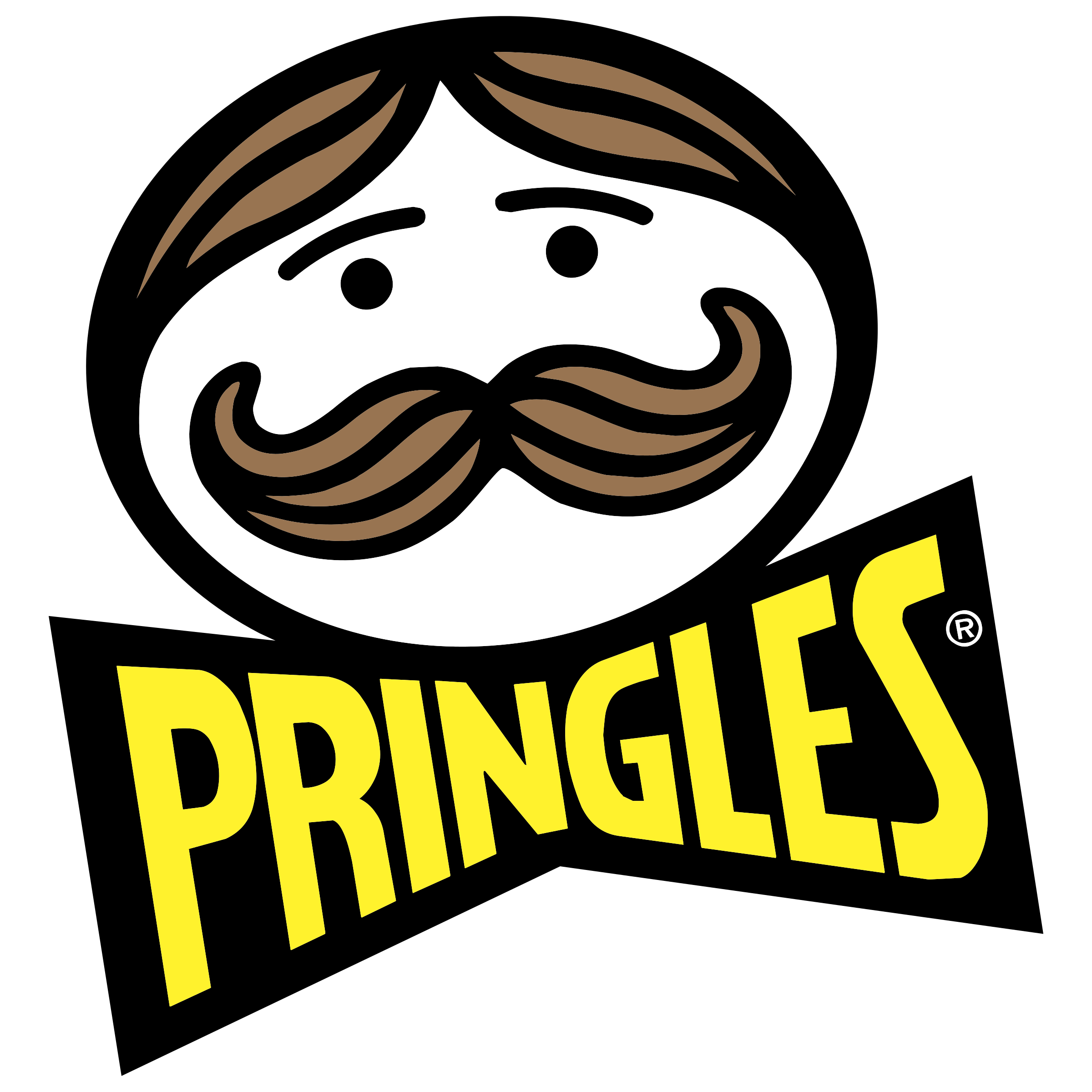 Pringles Logo - Pringles Logo PNG Transparent & SVG Vector - Freebie Supply