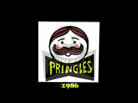 Pringles Logo - A History of The Pringles logo 1916 to 2016