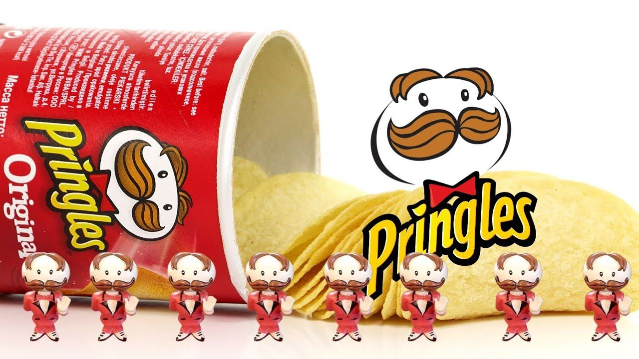 Pringles Logo - #93 Eight Mr. Potatoes Parody Pringles Logo
