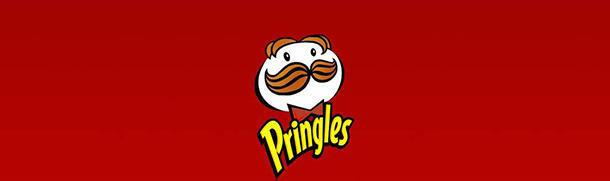 Pringles Logo - The changes on Pringles's logo as years go by | Useless Daily: The ...