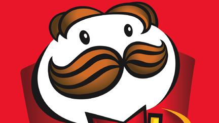 Pringles Logo - Pringles potato chips can speed removal of toxins, UC researchers ...