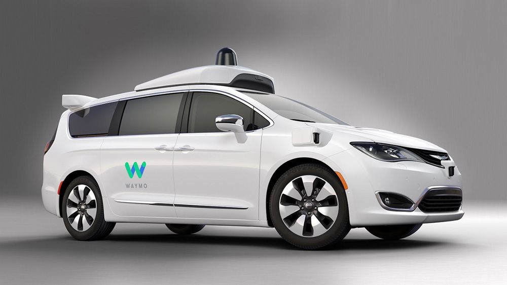 Waymo Logo - Brand New: New Name and Logo for Waymo by Manual and In-house