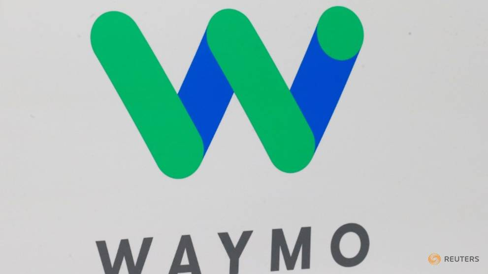 Waymo Logo - Waymo to get more than 60,000 cars from Fiat Chrysler for robotaxis ...