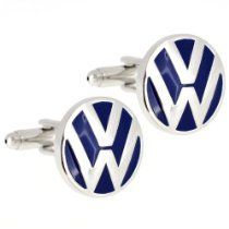 Blue and Silver Car Logo - 85 Best Automotive and Car Cufflinks images | Cufflinks, Love car ...