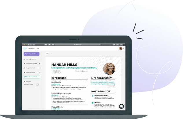 Neuralink Logo - The Ultimate 2019 Resume Examples and Resume Format Guide
