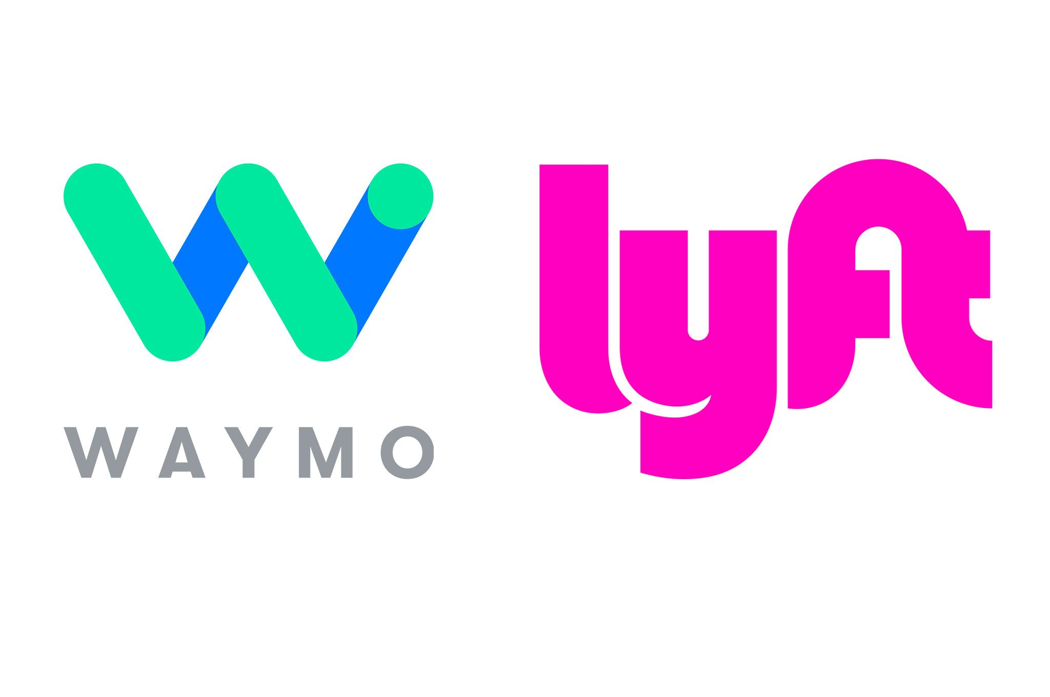 Waymo Logo - Waymo signs a contract with Lyft to become the biggest Uber's ...
