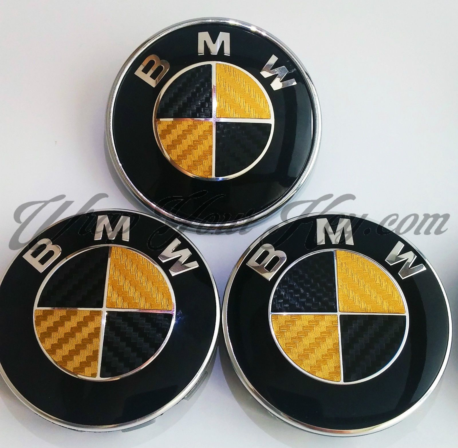 Golden Bmw Logo Logodix
