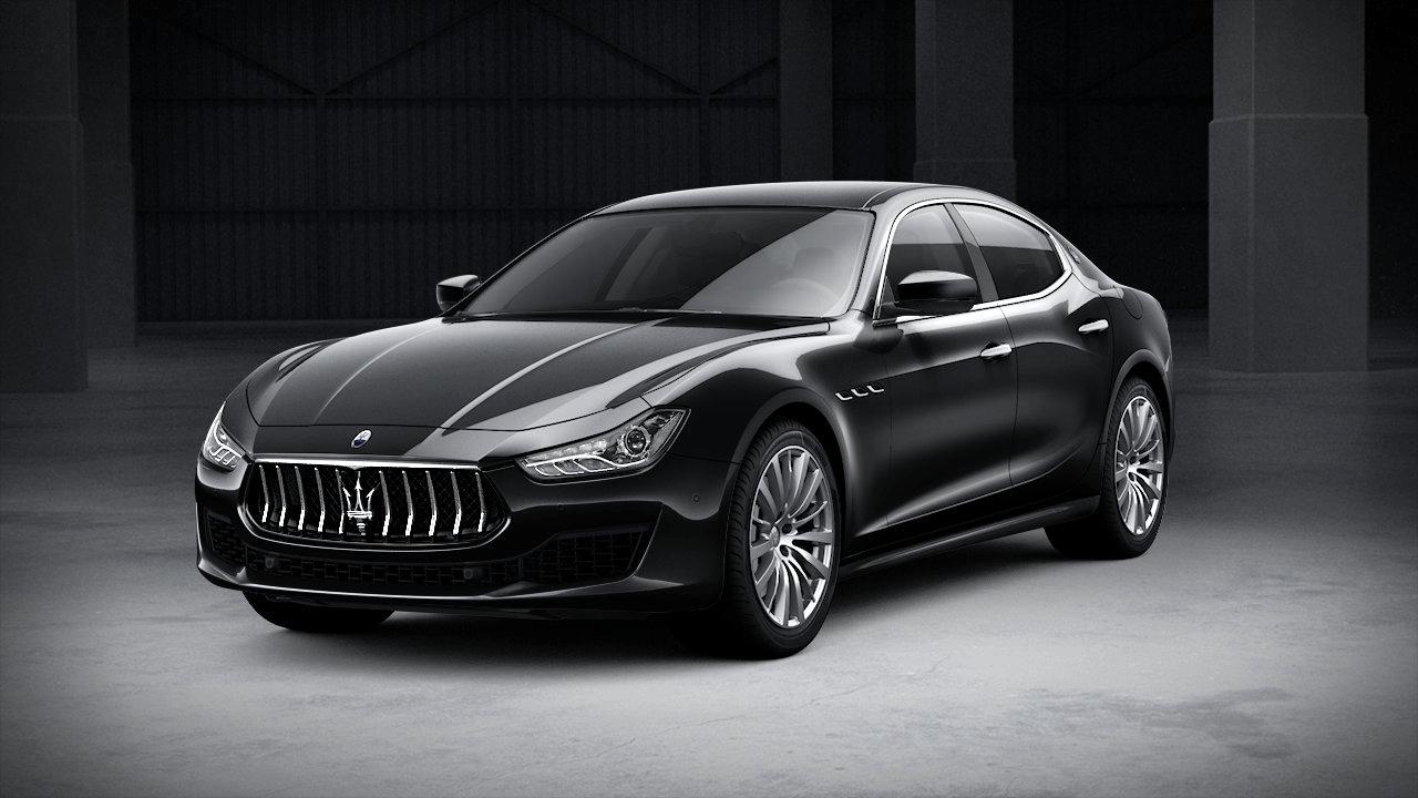 How Much Are Maseratis >> Maserati Car Black And White Logo Logodix