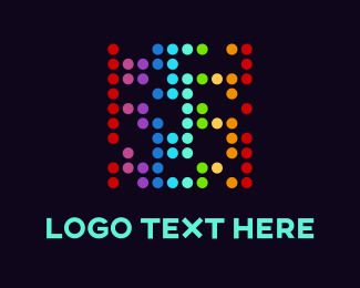 Orange Dots in a Circle Logo - LogoDix