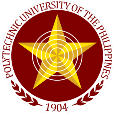 Star Symbol in Circle Logo - Polytechnic University of the Philippines