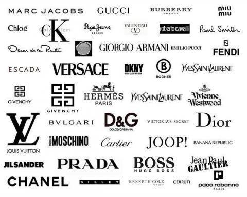 American Fashion Logo Loix