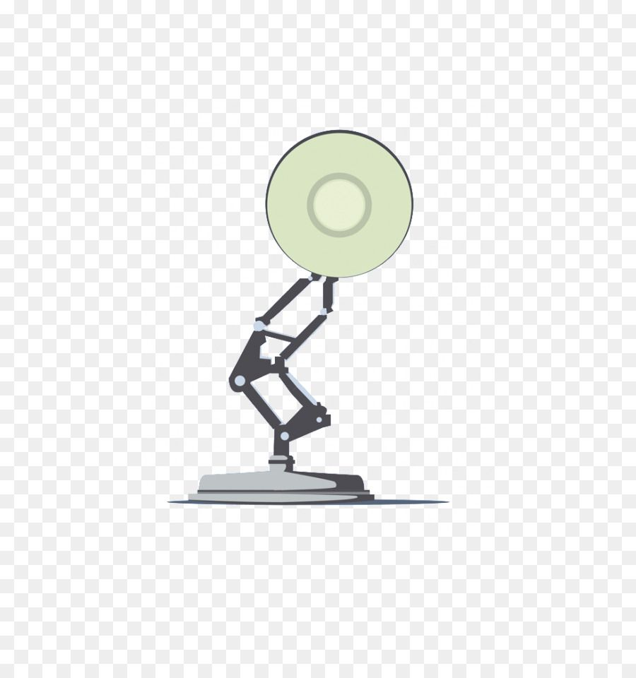 Pixar Logo - Pixar Luxo Jr. Lamp Logo - pixar png download - 600*960 - Free ...