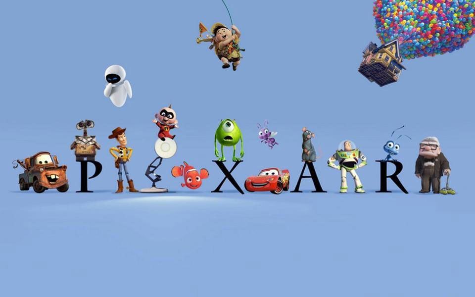 Pixar Logo - The Pixar logo and the hopping desk lamp | Logo Design Love