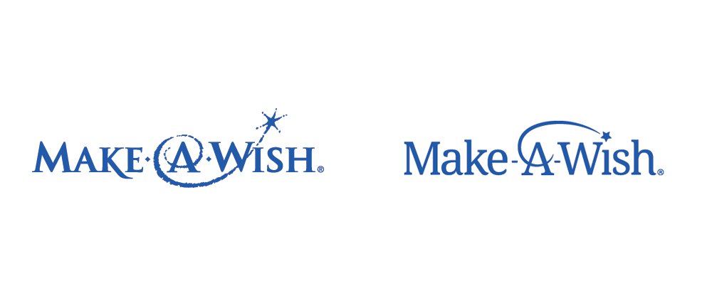 Wish Logo - Brand New: New Logo and Identity for Make-A-Wish by Rule29
