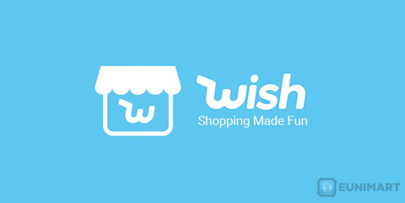 Wish Logo - Wish.com- The Budding Online Retail Giant in US | Eunimart Blogs