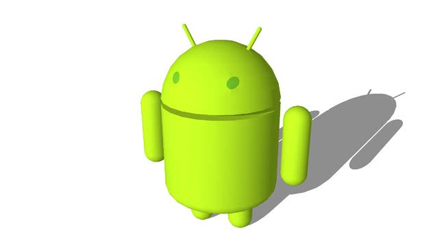Android Logo - 3D Android Logo | 3D Warehouse