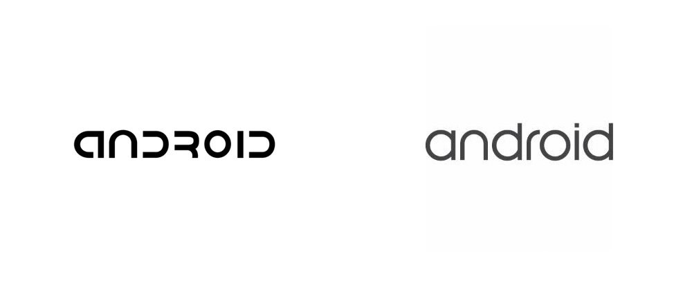 Android Logo - Brand New: New Logo for Android